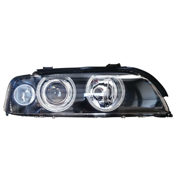 Bmw E39 Headlight Clear Electrical Right