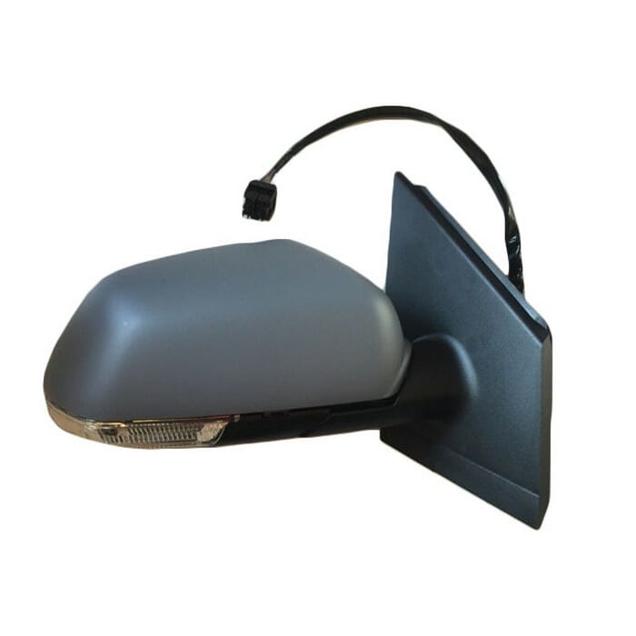 Volkswagen Polo Mk 3 Door Mirror Right Takes Indicator Electrical