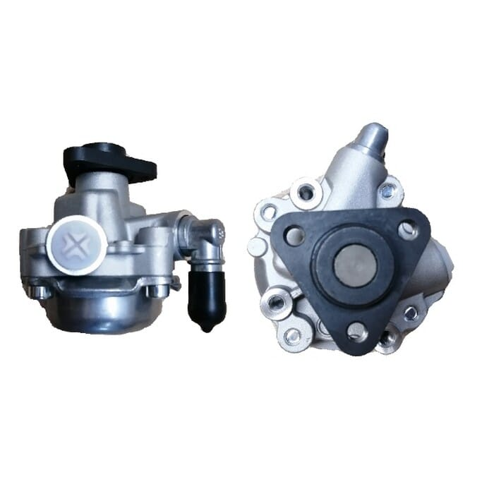 Bmw E46 Power Steering Pump Round