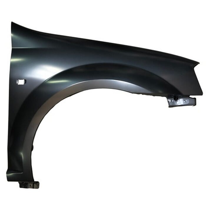 Nissan Np200 Front Fender Takes Marker Light Right