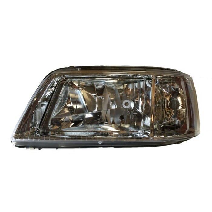 Volkswagen T5 Preface Headlight Single Beam Left