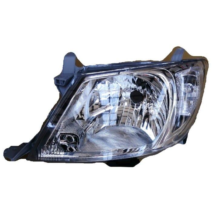 Toyota Hilux D4d Headlight Left 08-10