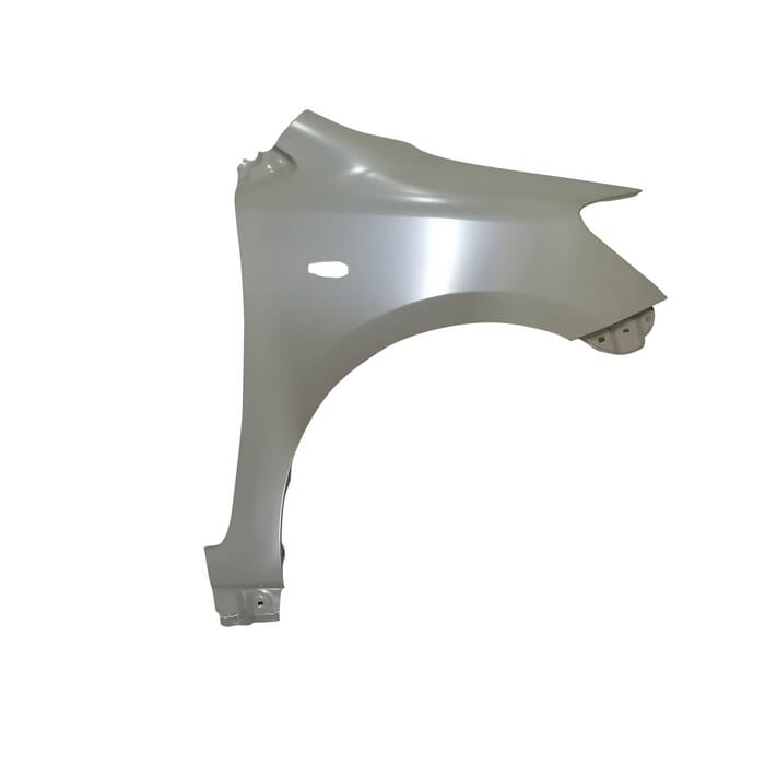 Toyota Yaris Sedan Front Fender With Marker Hole Right