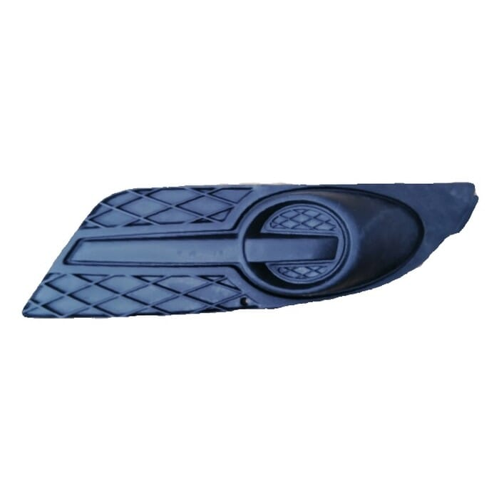 Ford Focus Mk 2 Facelift Front Bumper Grill No Spot Light Hole Right