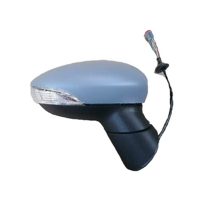 Ford Fiesta Mk 4 Door Mirror Electrical With Indicator Right