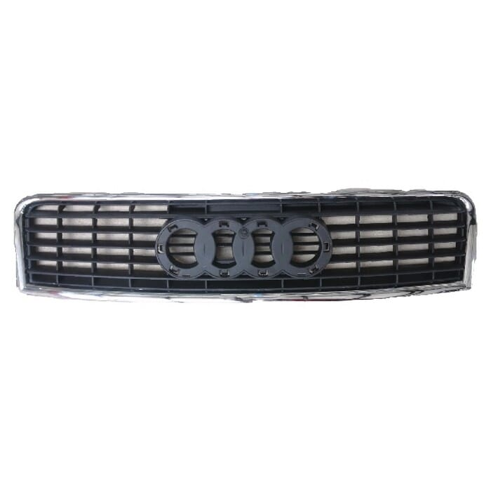 Audi A4 Main Grill With Chrome Frame