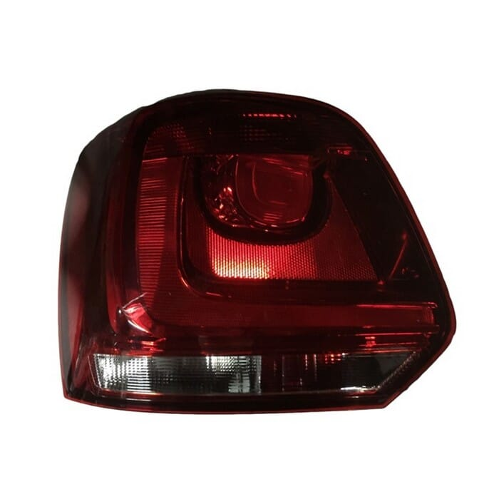 Volkswagen Polo Mk 6 Hatchback Tail Light Left