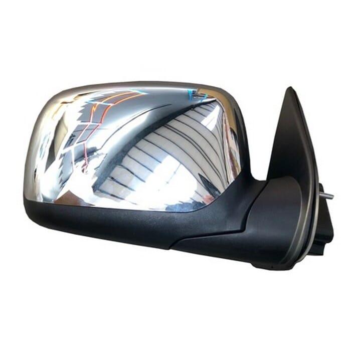 Isuzu Kb250 Kb300 Electrical Door Mirror Chrome Right