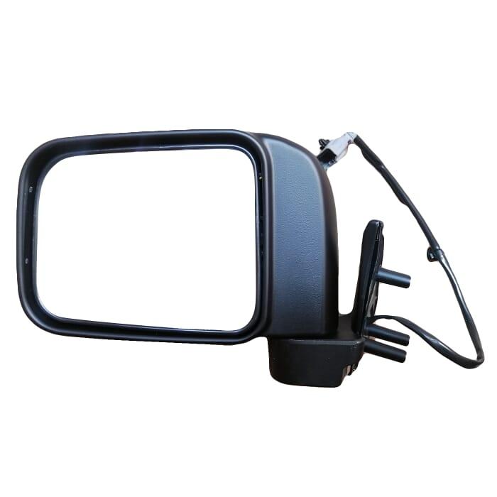 Nissan Np300 4wd Door Mirror Elec Black Metal Stay Left