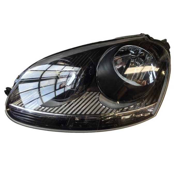 Volkswagen Golf Mk 5 Smokey Headlight Left