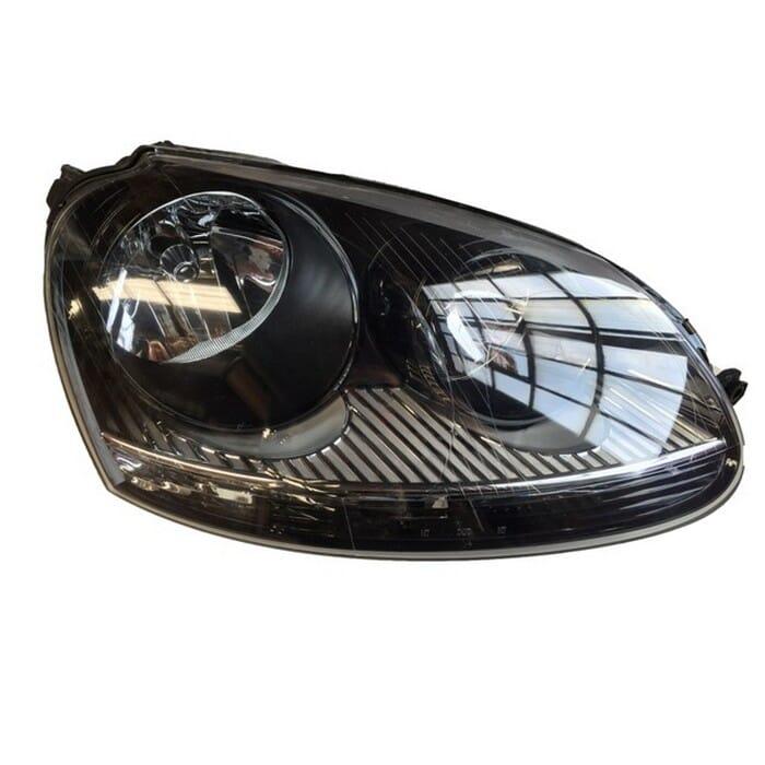 Volkswagen Golf Mk 5 Smokey Headlight Right