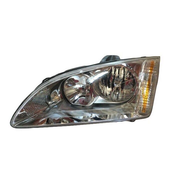 Ford Focus Sedan Mk 2 Headlight Left