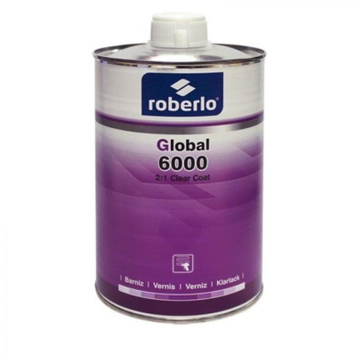 Roberlo Global 6000 Clear Coat - 1lt