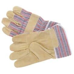 Pinnacle Candy Stripe Pig Skin Glove
