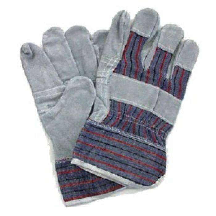 Pinnacle Chrome Leather Candy Stripe Glove