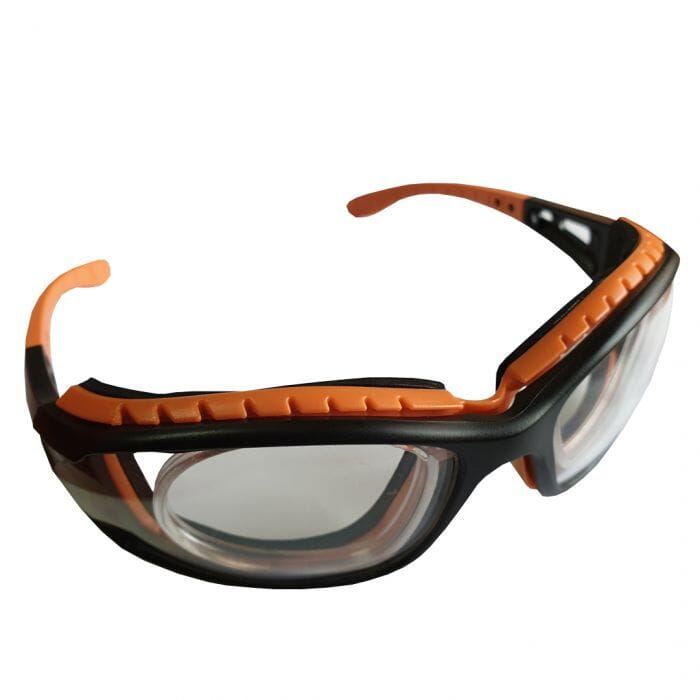 Pinnacle Pro View Spoggle Clear safety lenses Anti Fog, Anti Scratch