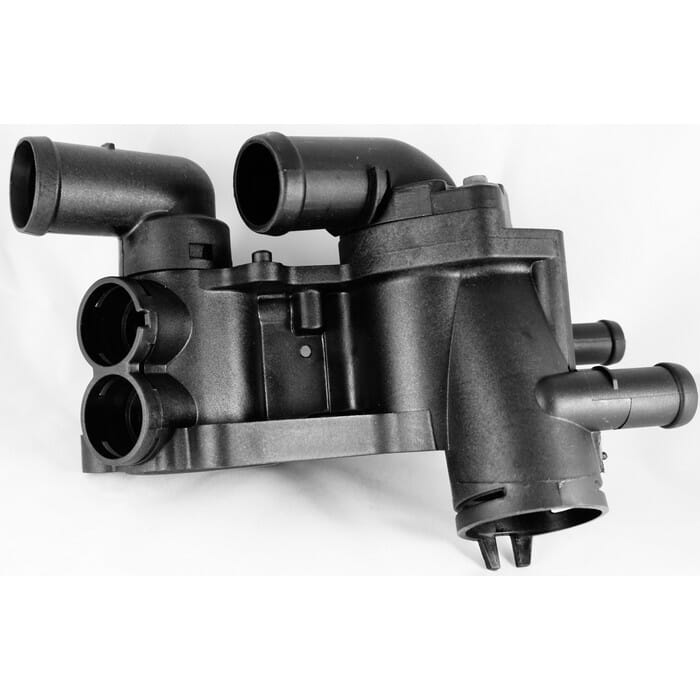 Volkswagen POLO WATER FLANGE THERMO HOUSING 80°C