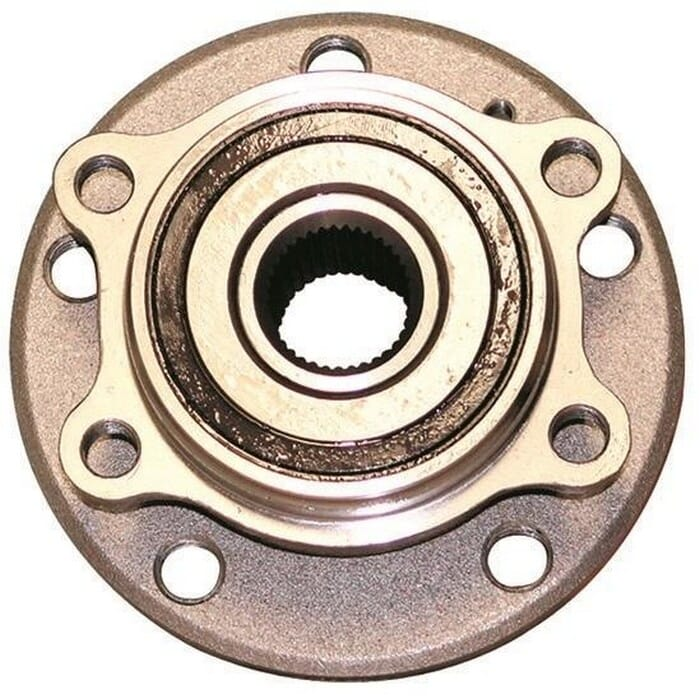 Volkswagen GOLF WHEEL HUB FRONT WITH BEARING 4 HOLE