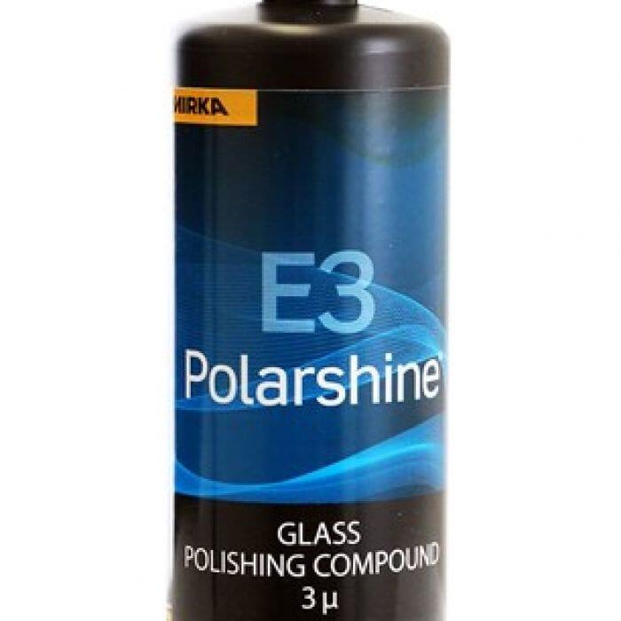 Mirka Polarshine E3 Glass Polishing Compound 1lt