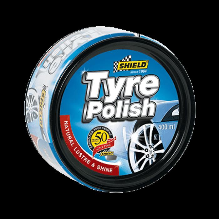 Shield Tyre Polish - 400ml