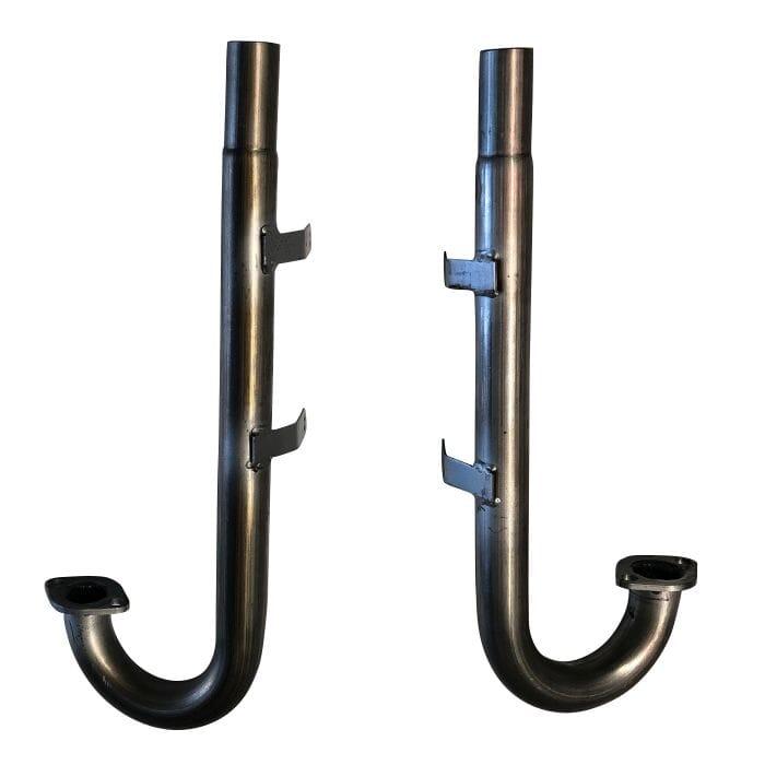 Volkswagen Beetle / Kombi Stainless Steel J-pipes