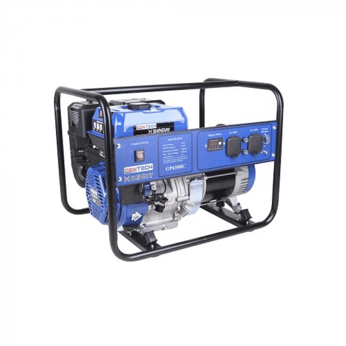 Gentech Petrol Generator - 2.2KVA (Tradesman range)