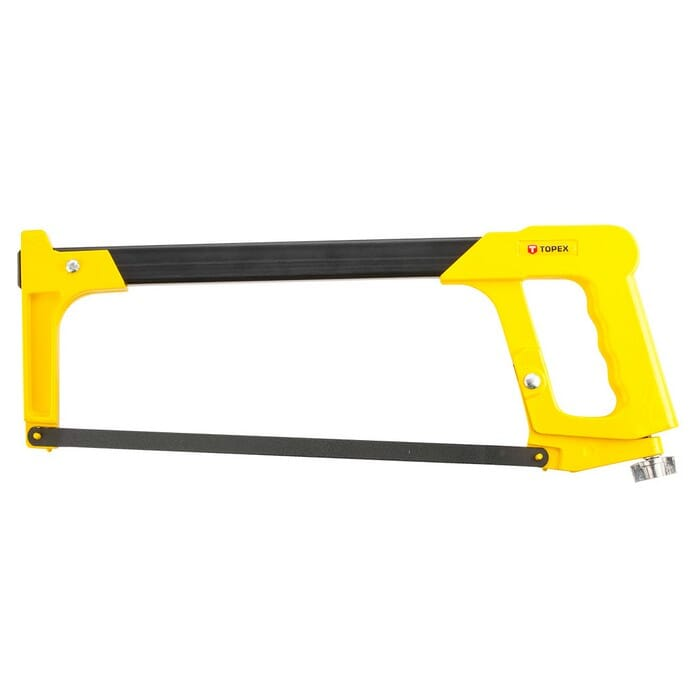 Topex HACKSAW FRAME 300MM WITH ALUMINIUM HANDLE (10A135)