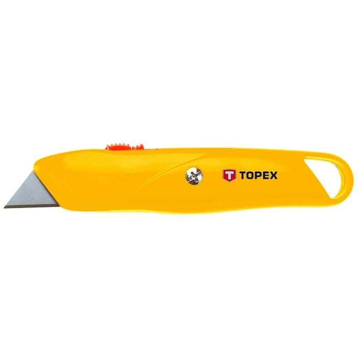 Topex RETRACTABLE BLADE KNIFE (17B140)