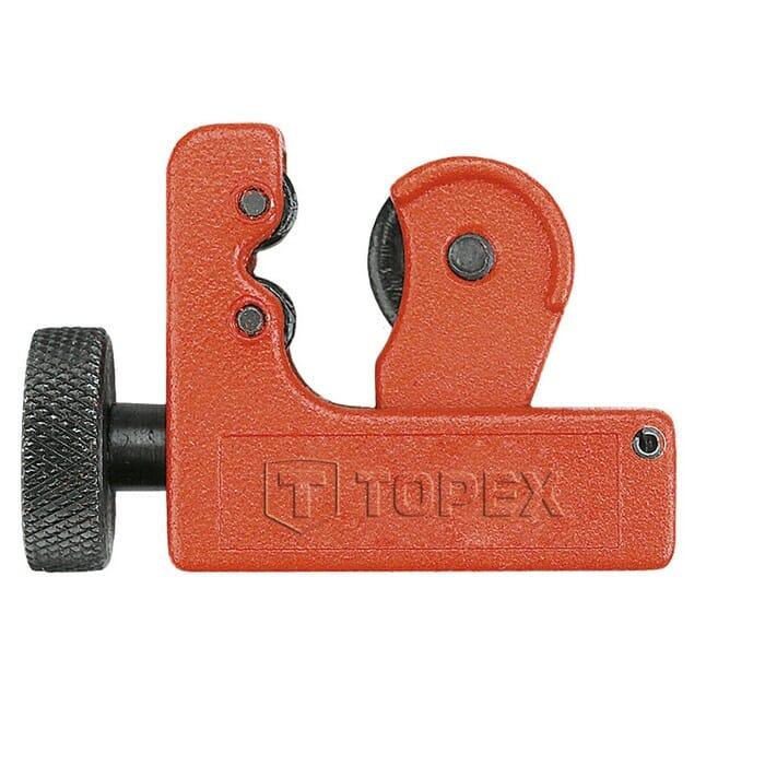"""Topex PIPE CUTTER 1/8-7-8"""" (3-22MM) (34D031)"""