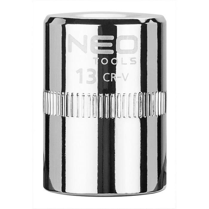 "Neo  13MM 1/4"" SOCKET SUPERLOCK (08-231)"