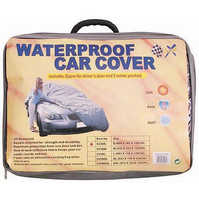 Universal Car Cover - Nylon: Small