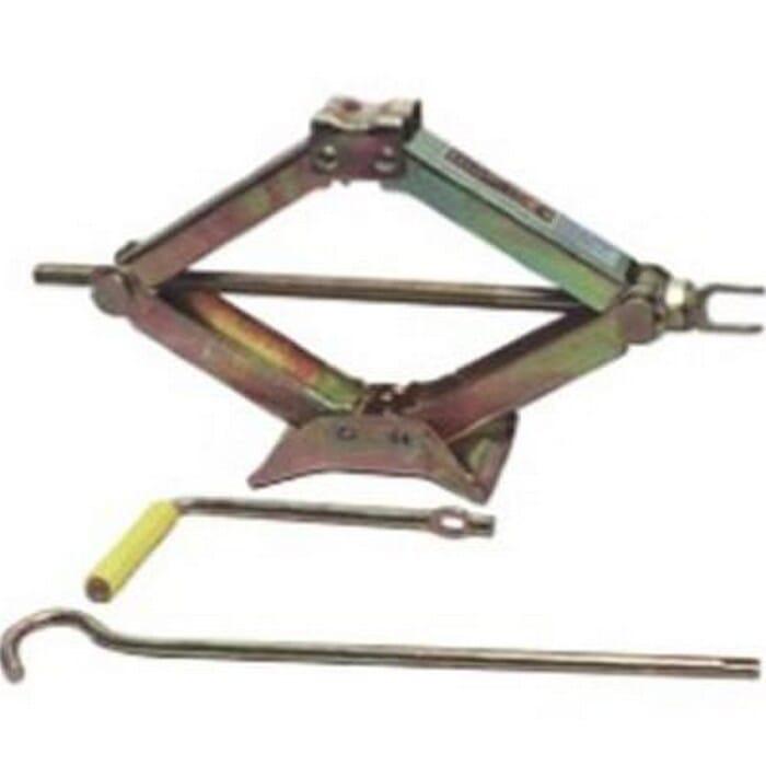 Argus Motoring Scissors Jack - 1 Ton