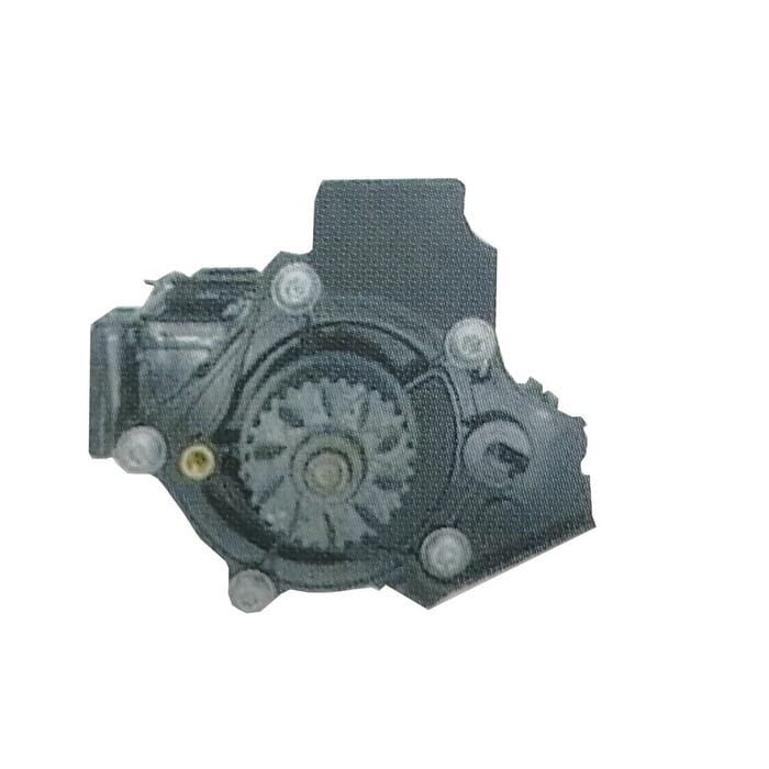 Universal A4  Water Pump With Thermo/Housing