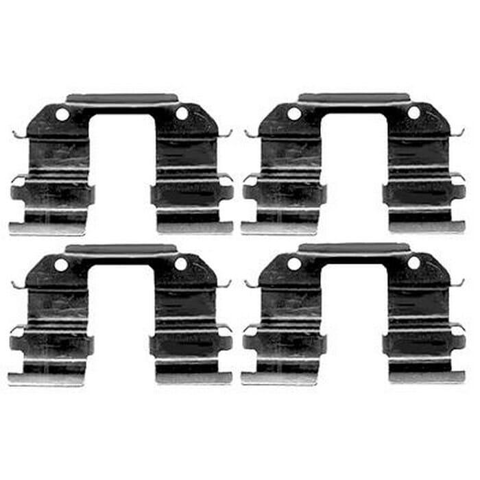 Chevrolet Spark Disc Brake Pad Clip Kit