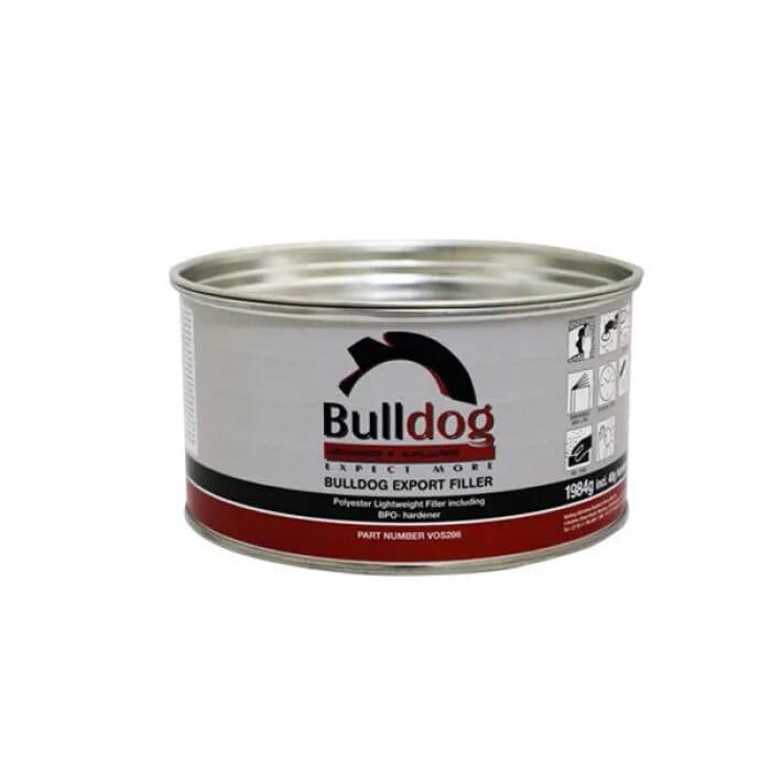 HB Body Bulldog Export Light Weight Body Filler 2KG