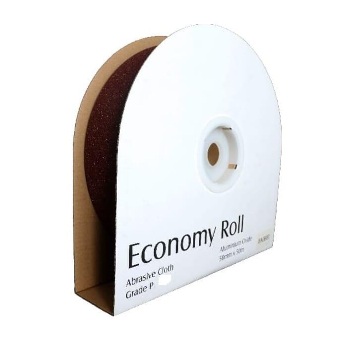 HB Body Bulldog Economy Roll 50mm X 50m X P80