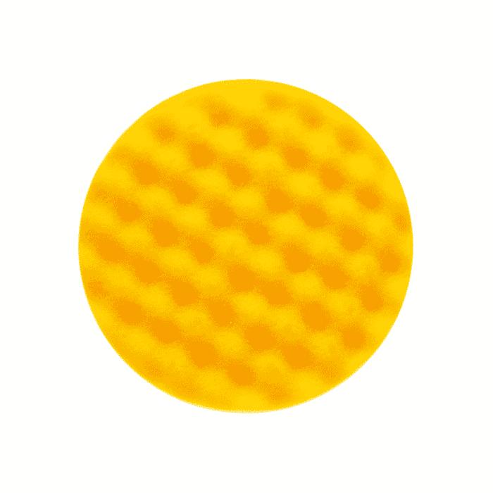 HB Body Mirka Golden Finish Waffle Pad 155 X 25mm (2 Pack)