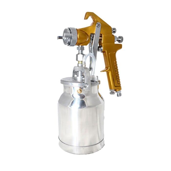 HB Body Bulldog MZ-2000S Suction Feed Spray Gun 1.5mm Nozzle
