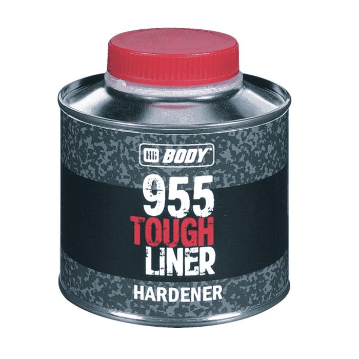 HB Body HB Hardener For Tough Liner 200ml