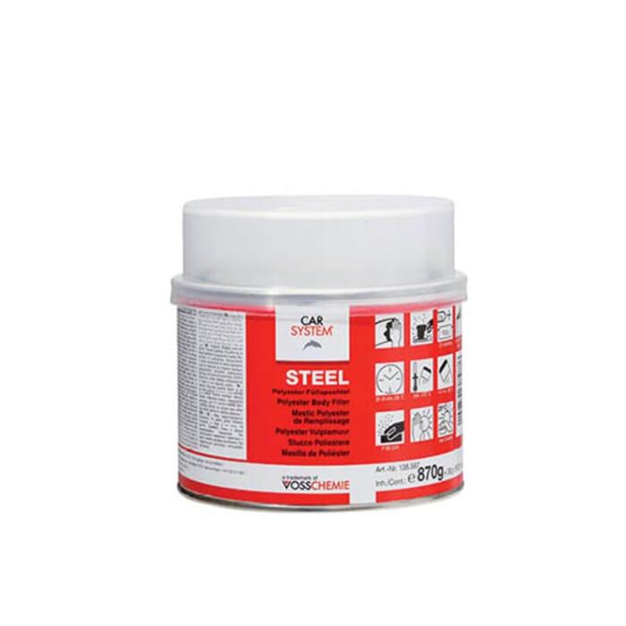 HB Body Car System Steel Polyester Filler 0.9kg