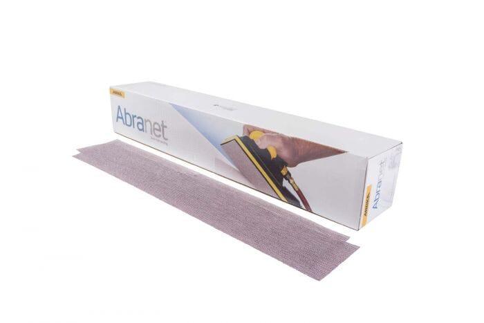 HB Body Mirka Abranet Long Strip 70mm X 420mm P320 (Each)