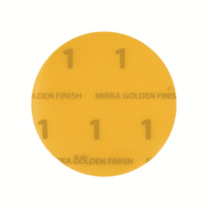 HB Body Mirka Golden Finish Disc 150mm Film (Each)