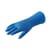 HB Body Car System Latex High Risk Gloves XL Blue (50's)