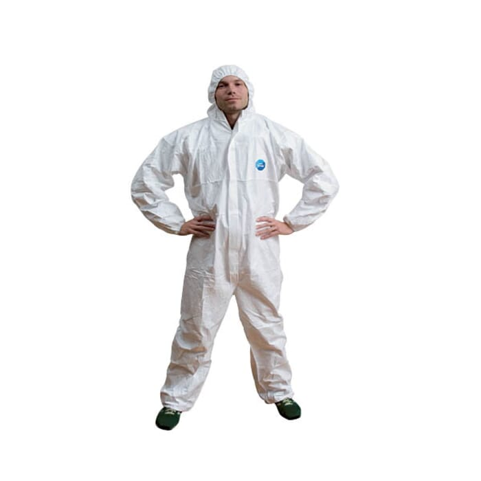 HB Body Car System Tyvek Disposable Overall XL