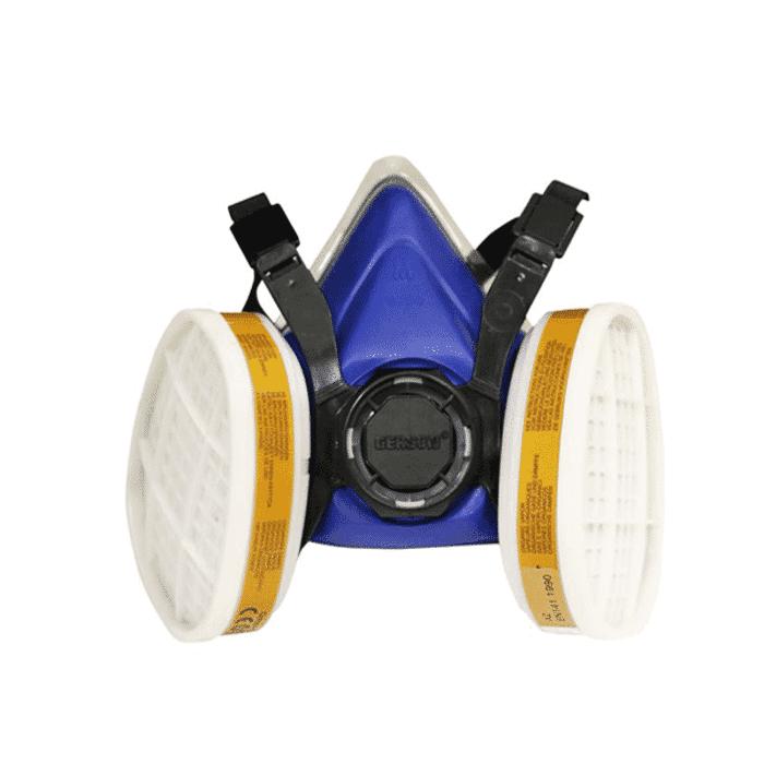 HB Body Gerson Respirator Half Mask - Double Cartridge