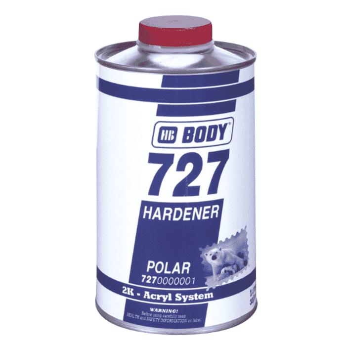 HB Body HB Hardener 727 Polar 250ml