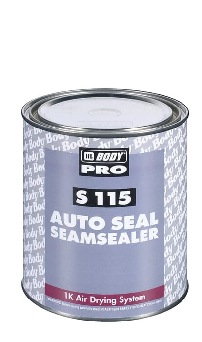 HB Body HB Autoseal 115 Brush Application 1kg