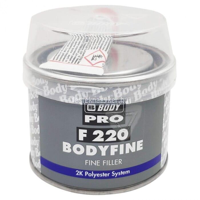 HB Body HB Body Filler 220 Fine Stopper 250g