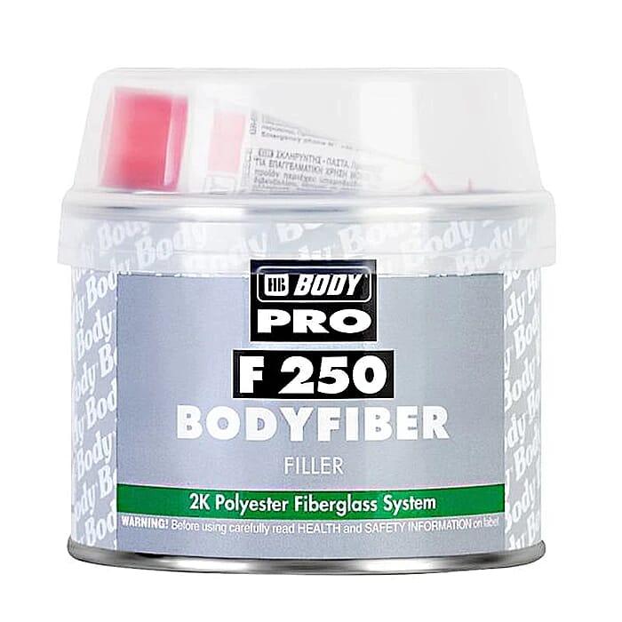 HB Body HB Body Filler 250 Fibreglass Green 250g