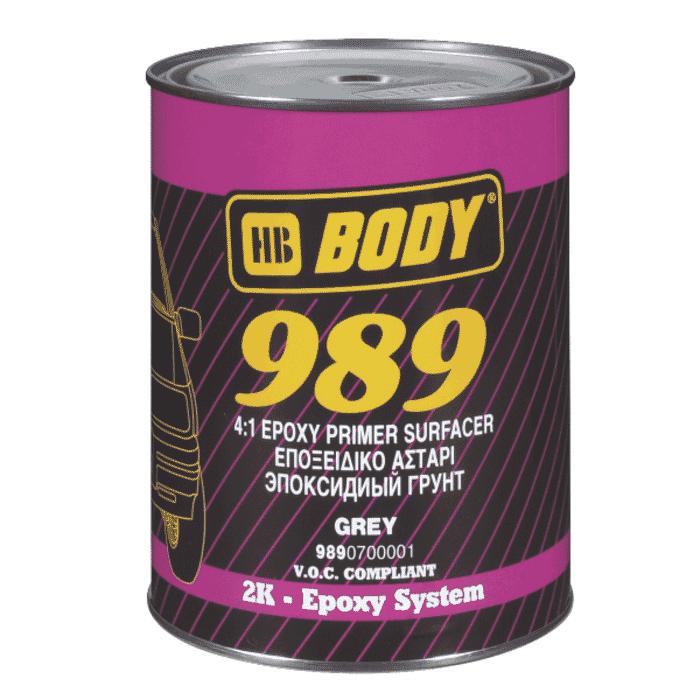 HB Body HB Primer 989 4:1 Epoxy 1lt